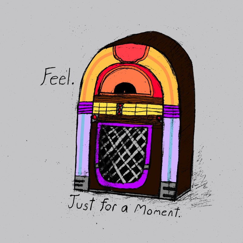 Thomas Reid Music Melancholy Jukebox
