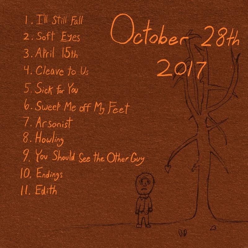Thomas Reid Fall Album Musician Music Artists Art Poet I'll Still Fall