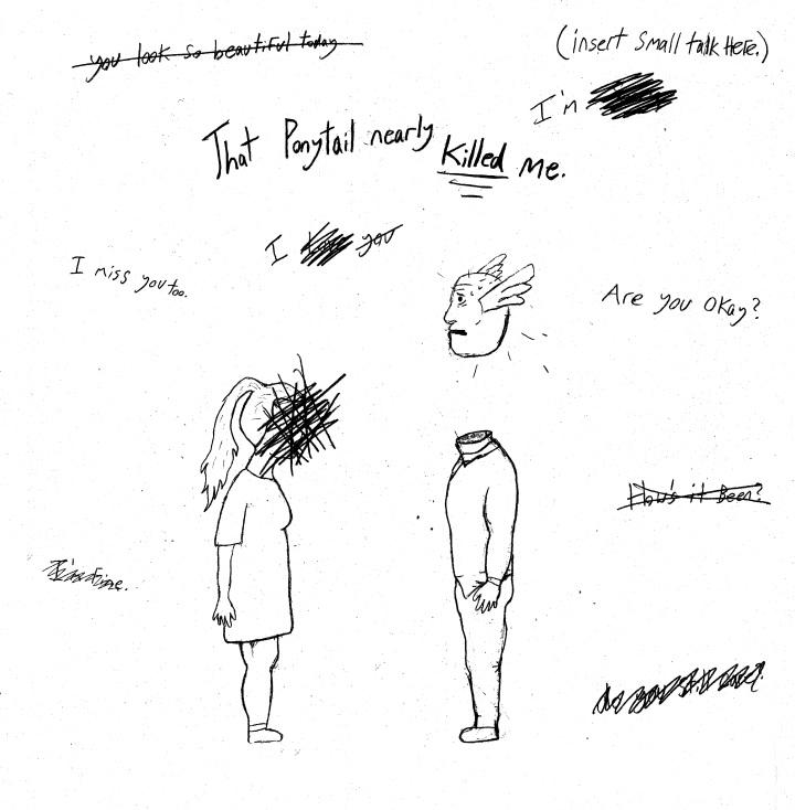 Thomas Reid Art Artist Music Musician Small Talk Scratches