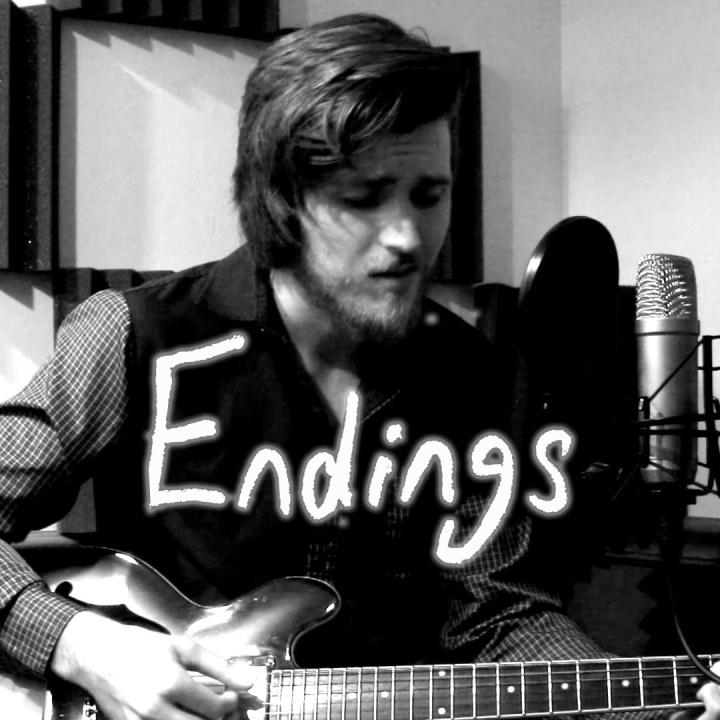 Endings Soundcloud art