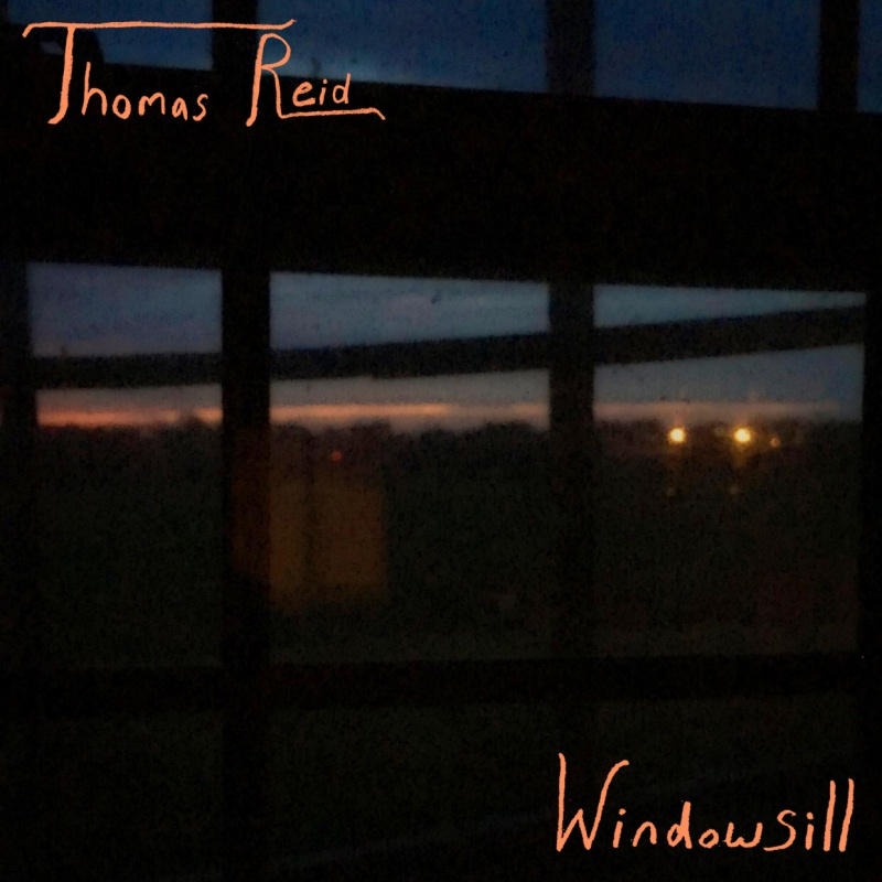 Windowsill Cover Art